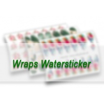 Wraps Watersticker