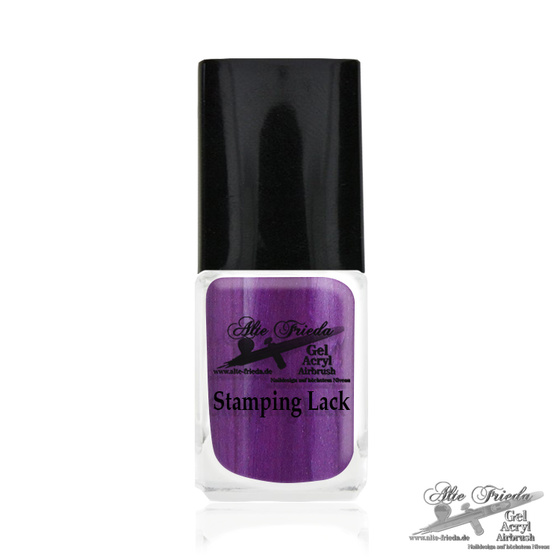 Stamping Farbe Purple Shine