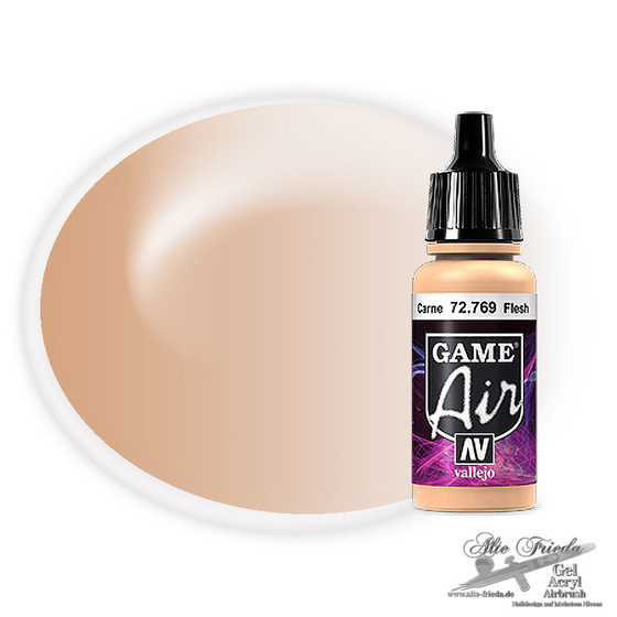 Vallejo Game Air 769 Flesh, 17 ml
